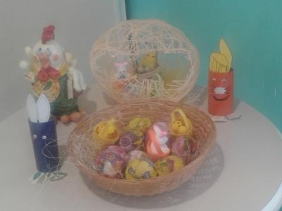 Pâques à la Résidence Saint Michel